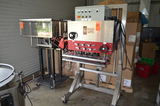 6-Quill Capper, with Vibratory Bowl Feeder (Sold subject to bulk bid Lot: 100)