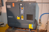 Air Compressor with Built-in Air Dryer