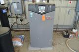 Natural Gas Fired Boiler, 585,000 BTU/HR Max. Output