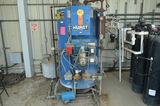 Natural Gas Fired Boiler, 863 lb steam/hr