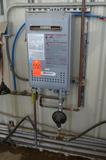 On Demand Water Heater 168,000 Btu/h Max. Output