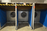 Forced Air Chill Cell with 15 HP Blower; 45 in x 72 in Opening (Approx)