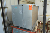 Air Cooled Condenser Unit; Refrigerant Type: R404A/R507, with Twin Fan Evaporator (Ceiling mounted i