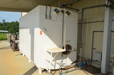 Refrigrated Milk Tank with (2) Remote Refrigeration Units