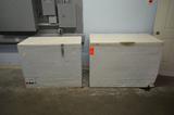 (2) Horizontal Freezers