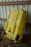 Poly Drum Spill Containment Cart