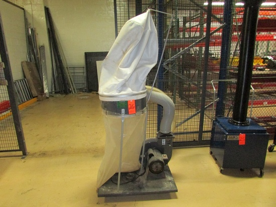 Central Machinery Portable 2HP Dust Collector, 70 Gal, 120V