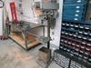 "Wilton Pedestal Drill Press, 7-1/2"" Throat, 11""x14"" Adjustable Height Table, 7"" Stroke, 1/2"" Jacobs"