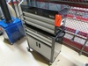 Excel 2-Drawer Rolling Tool Box, (1) Excel 3-Drawer Open Top Tool Box with Assorted Hand Tools and C