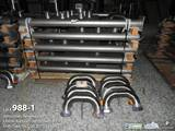 Membrane process and controls, lot (5) 9 pipe stainless steel manifold, 4-i