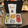 Spi Model 15-140-7 Portable Hardness Tester, with Case