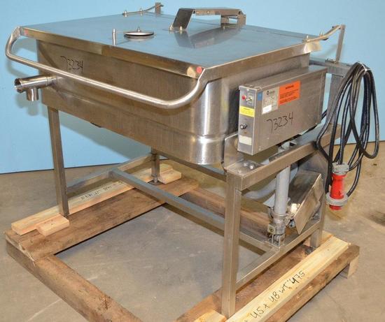 Groen Process Equipment NFPC14 Groen Model NFPC14 S/S Electrically Heated Braising Pan 2003,