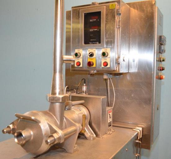 Cozzini AR701MC Cozzini 50 HP Model AR701MC S/S 7in Dia Emulsion Mill, Location: E-04E