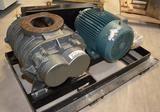 701821L2 Tuthill 40 HP Rotary Lobe 2,000 PSI Positive Displacement Bower, Location: E-04E