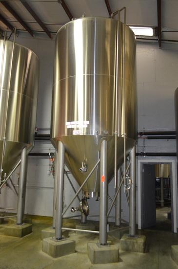 Mueller Fermentation Tank, Year: 2008