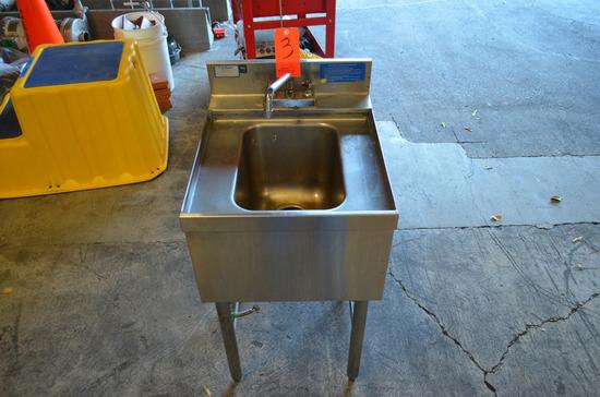 LaCrosse SK18HS S/S Sink, Serial: 11AC150