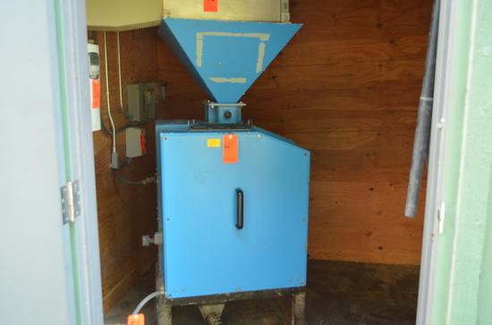 Kunzel Type 20/30A 4 Roller Mill , Serial: 96075