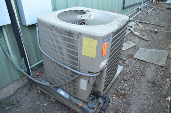 Air Conditioner Compressor with 6-Fan Ceiling Mounted Evaporator