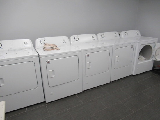 Amana Automatic Dryer, S/NM73155492