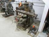 Milwaukee Model H Horizontal Milling Machine, S/N: 83R-3665; 10 in. x 50 in. T-Slotted Table with