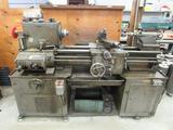 Rockwell 14 in. x 30 in. Cat. No. 25-210 Engine Lathe S/N- 1442479; with 50 in. Bed Length, 1 in.