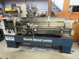 Southbend 16 in. x 60 in. Turn-Nado Gap Bed Lathe, S/N: 315CH1660203568; with Newall C80 Digital
