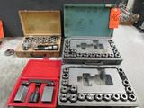 Lot - Assorted Collet Sets, to Include: (2) 18 Pc. ER32 Collet Sets, (1) MHC 5C Collet Block Set,