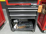 Craftsman 3-Drawer Open Bottom Bulk Storage Rolling Toolbox; with Craftsman Model 706.659020