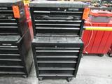 Craftsman Model 706.597790 5-Drawer Rolling Toolbox; with Craftsman Model 706.597780 7-Drawer