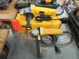 Lot - (2) DeWalt 4-1/2 in. Model D28402 Electric Angle Grinders