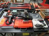 Lot - Assorted Soldering/ DeSoldering Tools, to Include: (1) Weller D550 260/200 Watt Solder Gun,