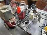 Lot - (3) Assorted Paint Sprayers: (1) Milwaukee Cat. No. M4910-10 Airless Paint Sprayer, (1) Wagner