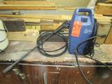 Blue Clean Model AR 112 Electric Power Washer, 1.58 GPM, 945-1600PSI, 122F Max Temp, 120-V
