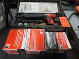 Ramset Master Shot Powder Fastening System, S/N: 20905823; with Ramset and Remington Power Loads and