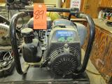 Teel 2 in. Model 5ZT33 Gas Powered Transfer Pump, S/N: 0701; Powered By Honda GC135 4-HP Engine with