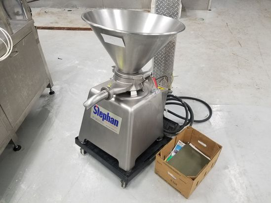 Stephan Model MC15 Microcut Emulsifier, S/N: M10077