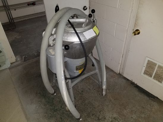 Hobart 40 Qt. Model VCM40 Vertical Cutter Mixer, S/N: U7413987