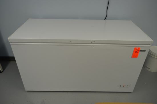 Criterion 60 in. x 26 in. x 30 in. Deep Chest Freezer