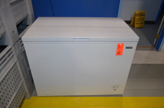 Criterion 44 in. x 25 in. x 30 in. Deep Chest Freezer