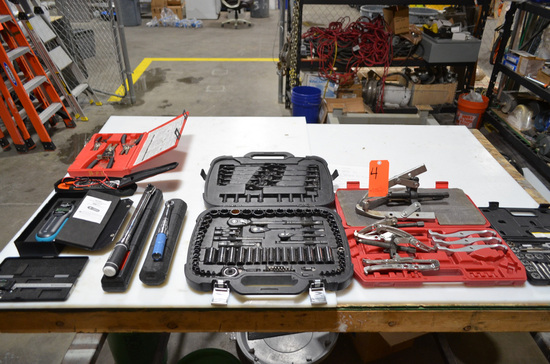 Lot - Assorted Maintenance Tools