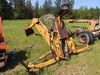 John Deere 9300 Backhoe attachment, SN:023345T