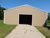 Approximatley a 2002 Steel Pole Building 32x48 in size.  Two overhead doors Image 2