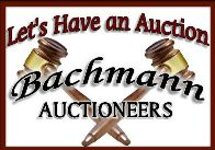 BACHMANN AUCTIONEERS