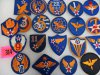 Collection of 20 WWII Air Corps Patch