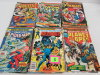 Huge Lot (70) Asst. Marvel Bronze Age Comics Spider-man, Avengers, Fantastic Four+