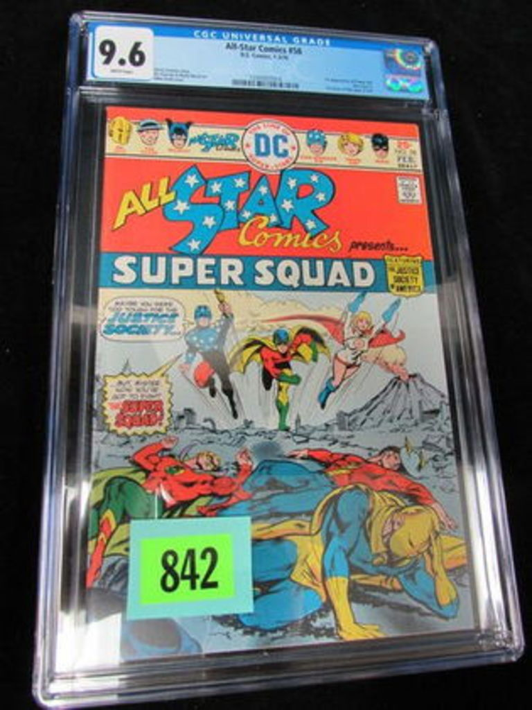 Great Lakes Comic Con/ Messner-Loebs Auction