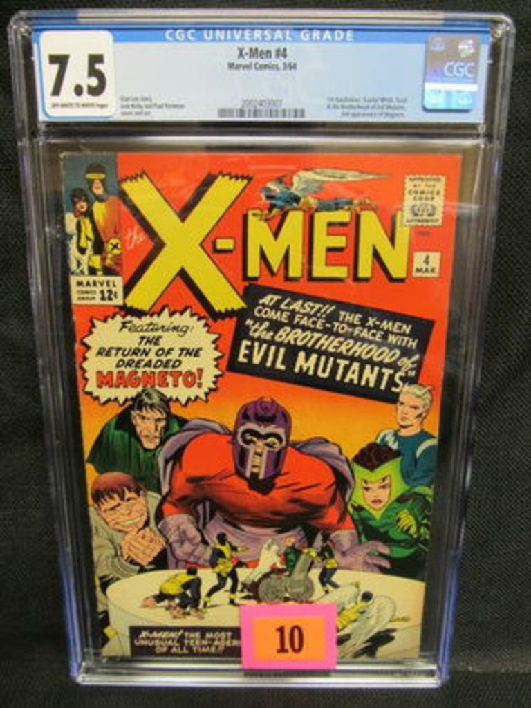 Outstanding Vintage Comic Book Auction