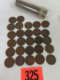 Grouping of (77) US Indian Head Cent Coins