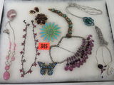 Estate Found Lot of Vintage Costume Jewelry