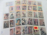 Huge Lot of (100+) 1960's Monkees Trading Cards